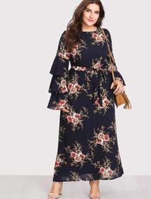 Mitad de precio más popular calidad confiable Vestido De Fiesta Para Gordas Vestidos Xv Largos Mujer ...
