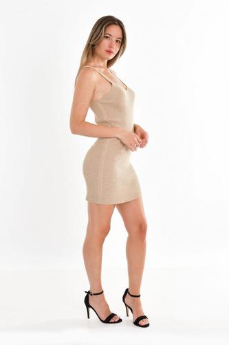 vestido de hilo corto ocasion formal informal