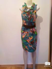 Medio Vestido Zara Usado Vestidos En Rayado Temoaya De Mujer XnOP0w8k