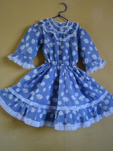 vestido de huasa