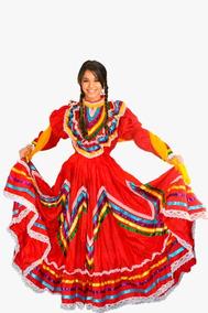 Vestido De Jalisco Regional Adulto