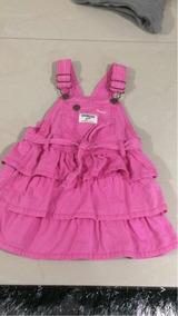 Vestido Unicornio Carters Vestidos Rosa Chicle En Mercado Libre