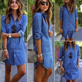 Vestidos en jean colombia