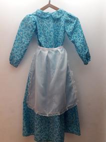Vestido De La Epoca Colonial
