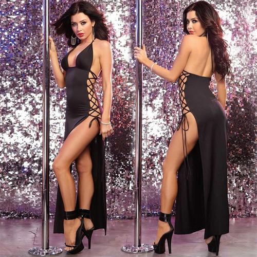 vestido de lencería erótica  sexy