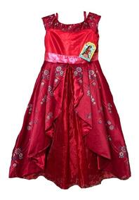 Vestido De Lujo Elena De Avalor Disney Store Original