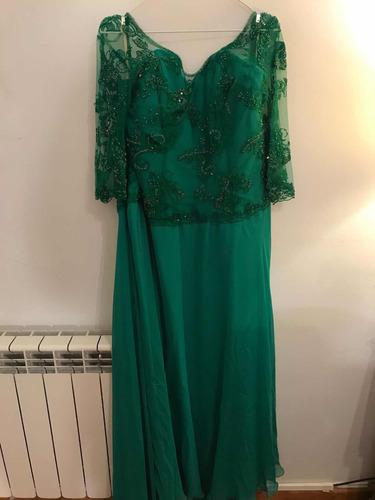 Vestidos de madrina color verde