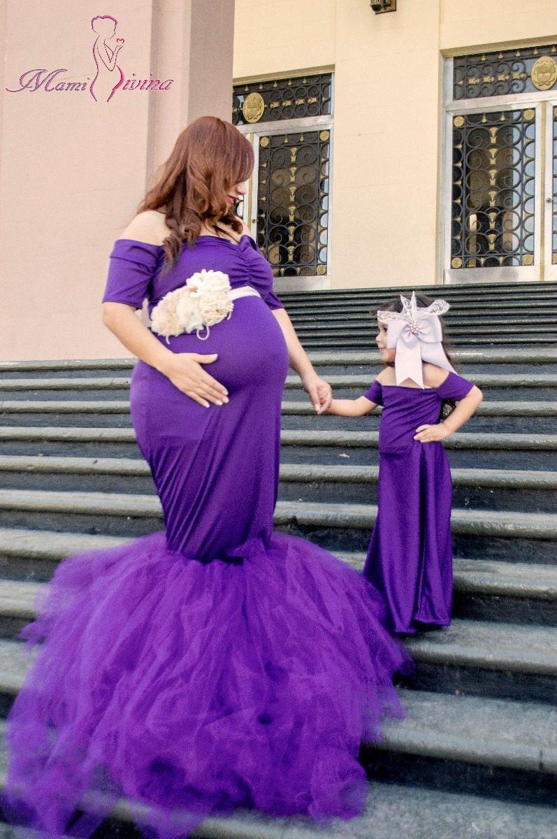 Asombroso Vestidos De Dama De Maternidad Foto - Colección del ...