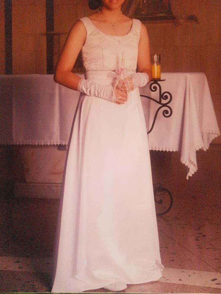 Vestido De Matrimonio Y/o Primera Comunion - Bs. 25.000.000,00 en ...