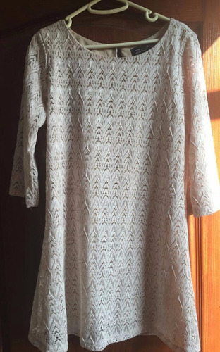 vestido de mujer beige