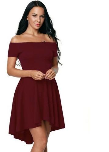 vestido de mujer delicado juvenil vestido casual de fiesta