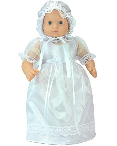 vestido de muñeca de 15 pulgadas por sophia juego de, ideal