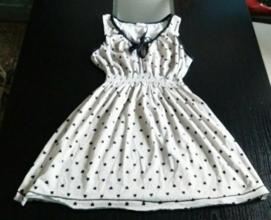 e4682ef3e1 vestido de nena estilo pin ups de algodon. Cargando zoom.