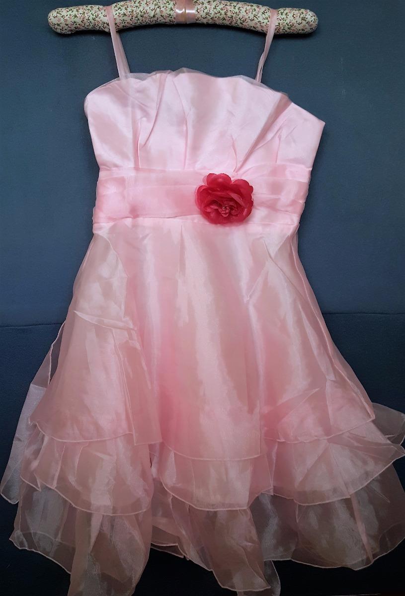 Vestido De Nena Para Fiesta - $ 570,00 en Mercado Libre