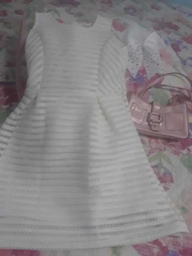 vestido de niña americano