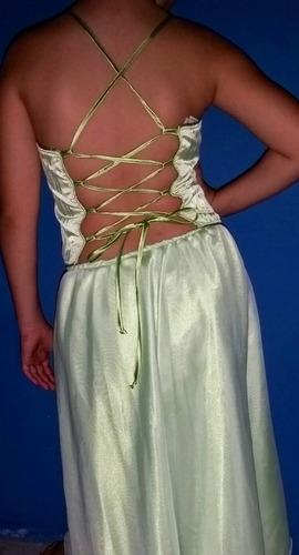 vestido de niña estiló corset bello