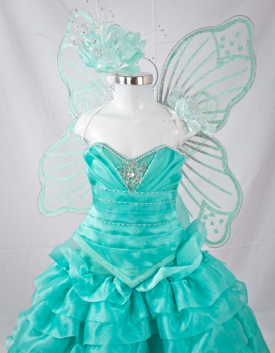 61ccb61a0 vestido de niña fiesta con accesorios - para presentación. Cargando zoom.