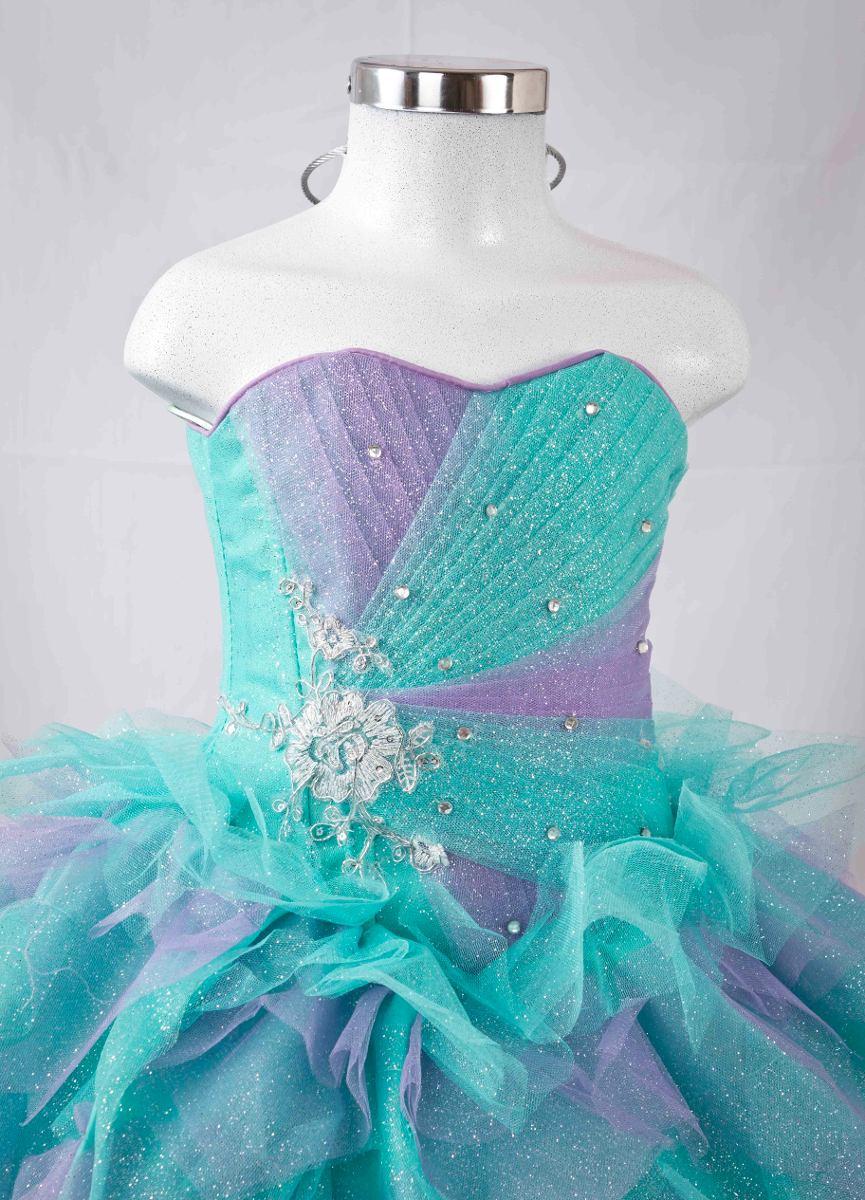 Vestido De Niña Fiesta Para Presentación