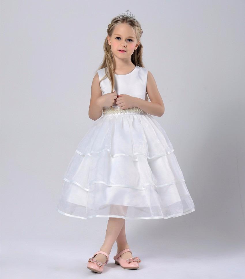 6f98d9f9b Vestidos blancos para pajecitas – Vestidos baratos
