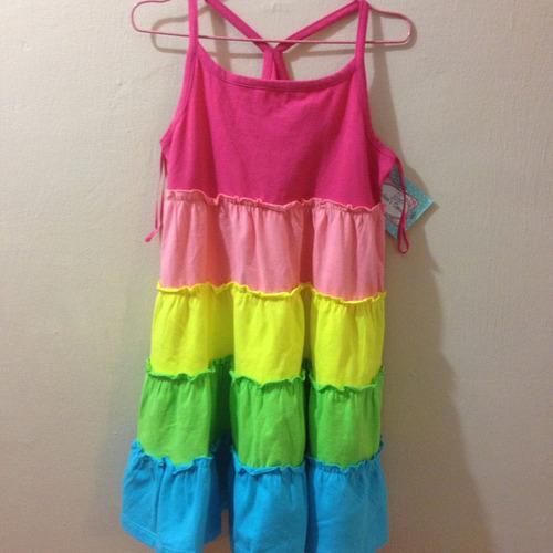 vestido  de niña importado talla 4