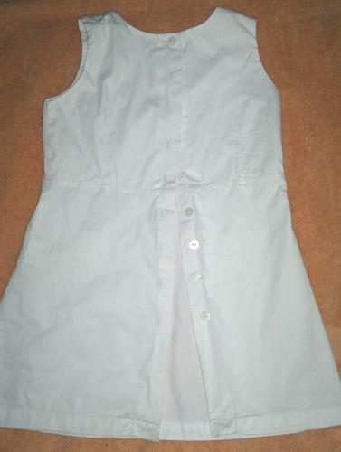 vestido de niña marca epk. talla 4. usado una sola vez.