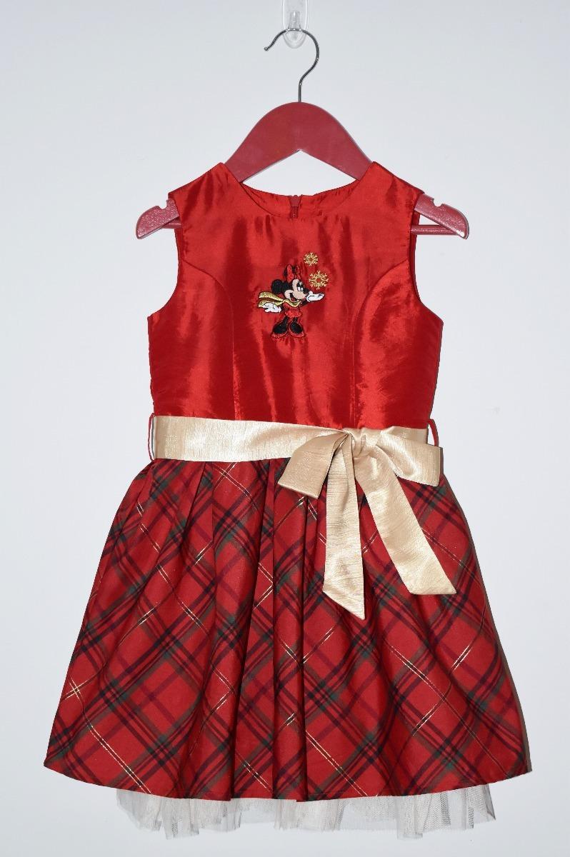 Vestido De Niña Navidad Disney Original Seminuevo -   270.00 en ... ba8104c3fa6