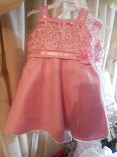 vestido de niña nuevo talla de 3 a 12 meses