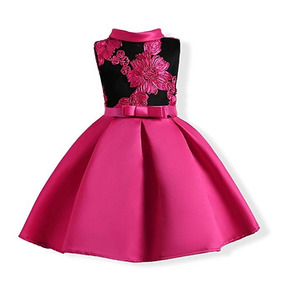 496dd2b5b5 Vestido Color Rosa Fiusha Para - Vestidos en Baja California en ...