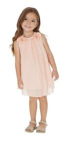 Vestido para beb/é ni/ña Mayoral 2908 Gris