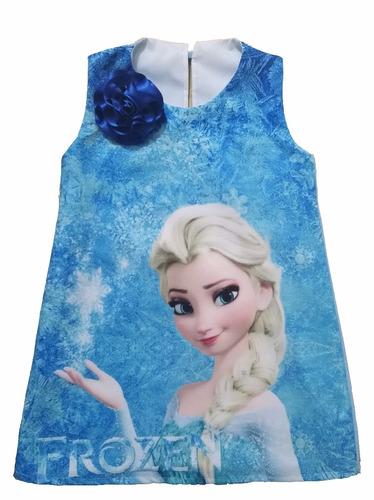 vestido de niña soy luna frozen lol surprise  peppa pig