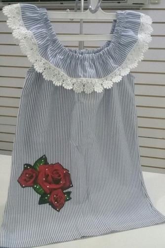vestido de niña t4