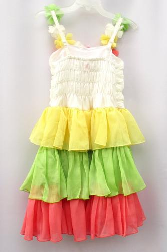 vestido de niña talla 24 meses baby's choice 2 a 3 años
