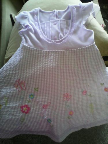 vestido de niña talla 6