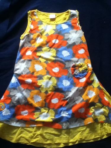 vestido de niña usado