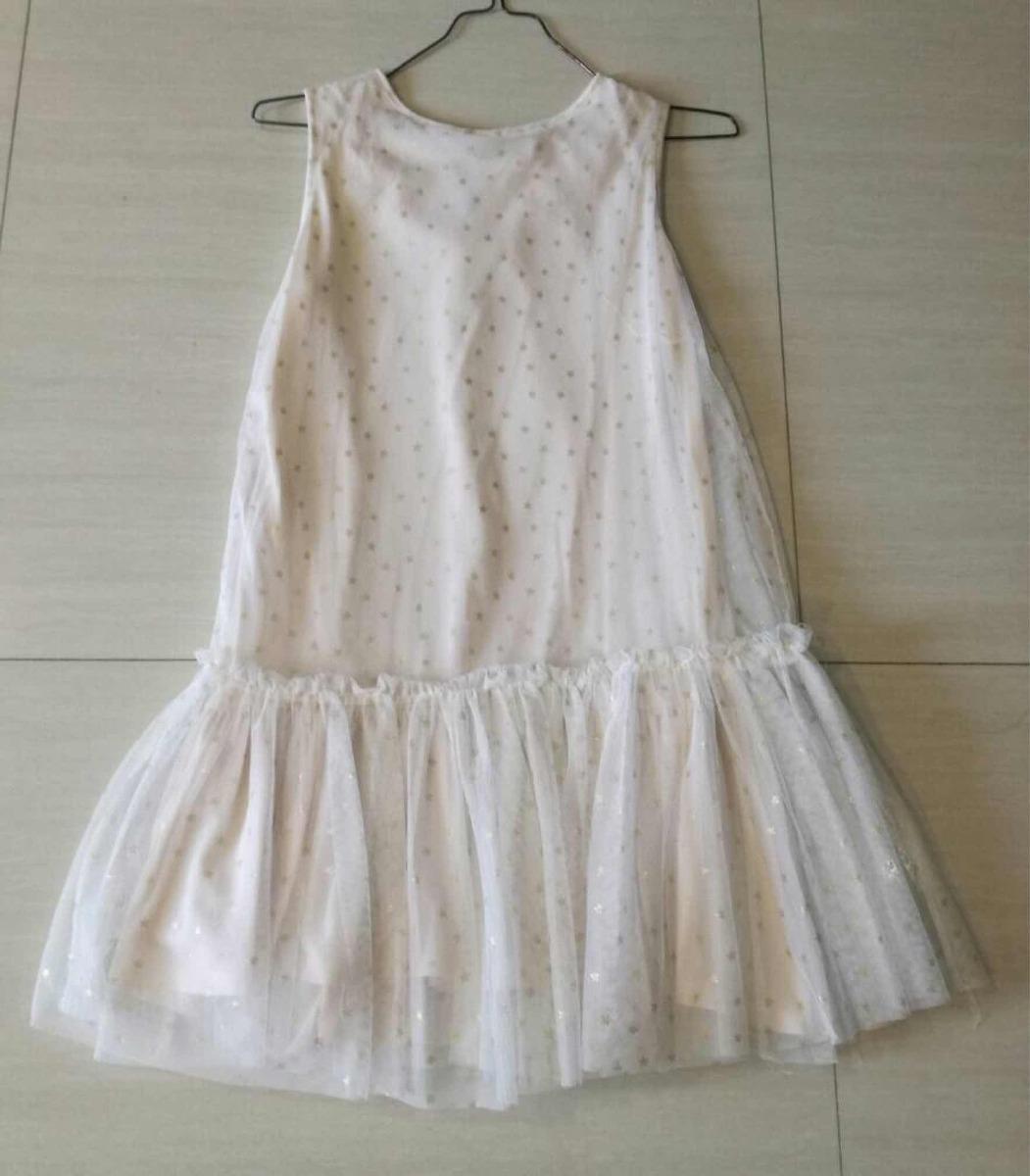 51e4475e7 Vestido De Niña Zara - Bs. 950,00 en Mercado Libre