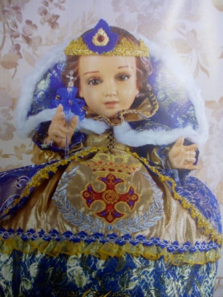 Vestido De Niño Dios Rey De Reyes Nuevos