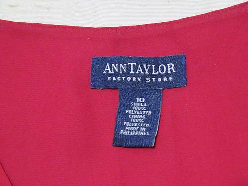 vestido de noche ann taylor baratísimo! aprovecha! falda #55
