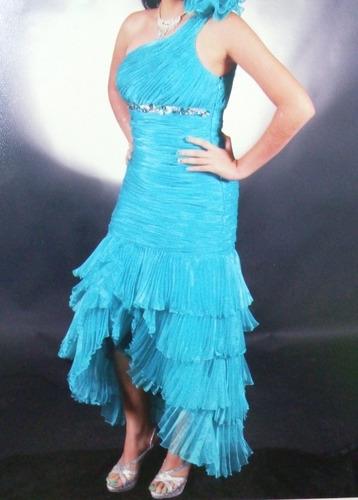 vestido de noche estilo sirena