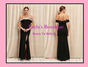 f3d33a6055 Vestido Con Cobertura En Pierna - Vestidos de Mujer Negro en Jalisco ...