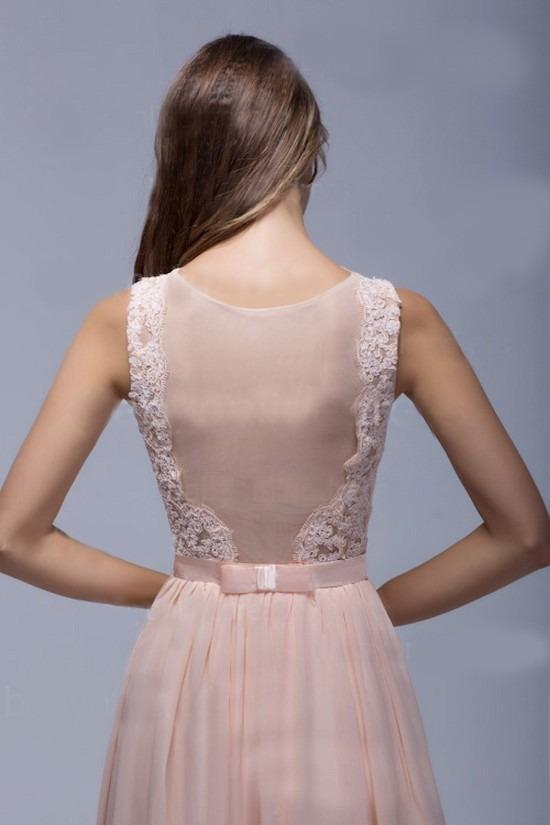 9038a0242 vestido de noche fiesta largo bordado encaje elegante. Cargando zoom.