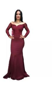 5e09e8832a29 Vestido De Noche Gala Largo, Graduación Damas De Honor