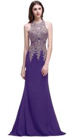 Vestidos De Los 7080 Vestidos De Mujer De Noche Largo 8