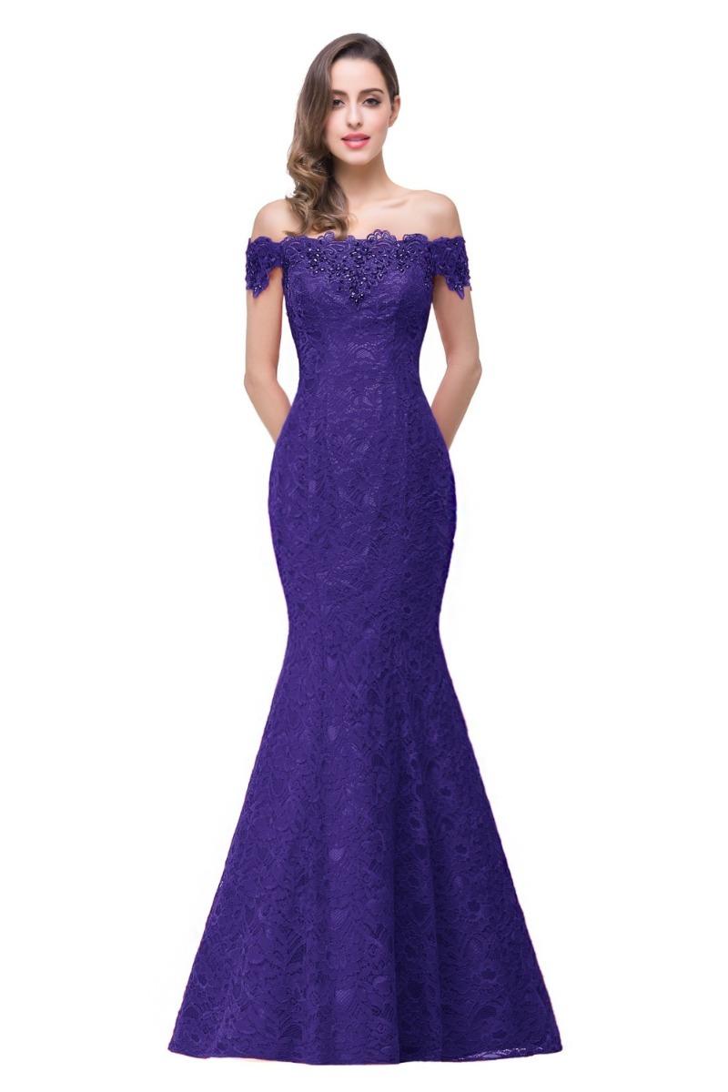 85df4063c vestido de noche largo solo color azul talla 12. Cargando zoom.