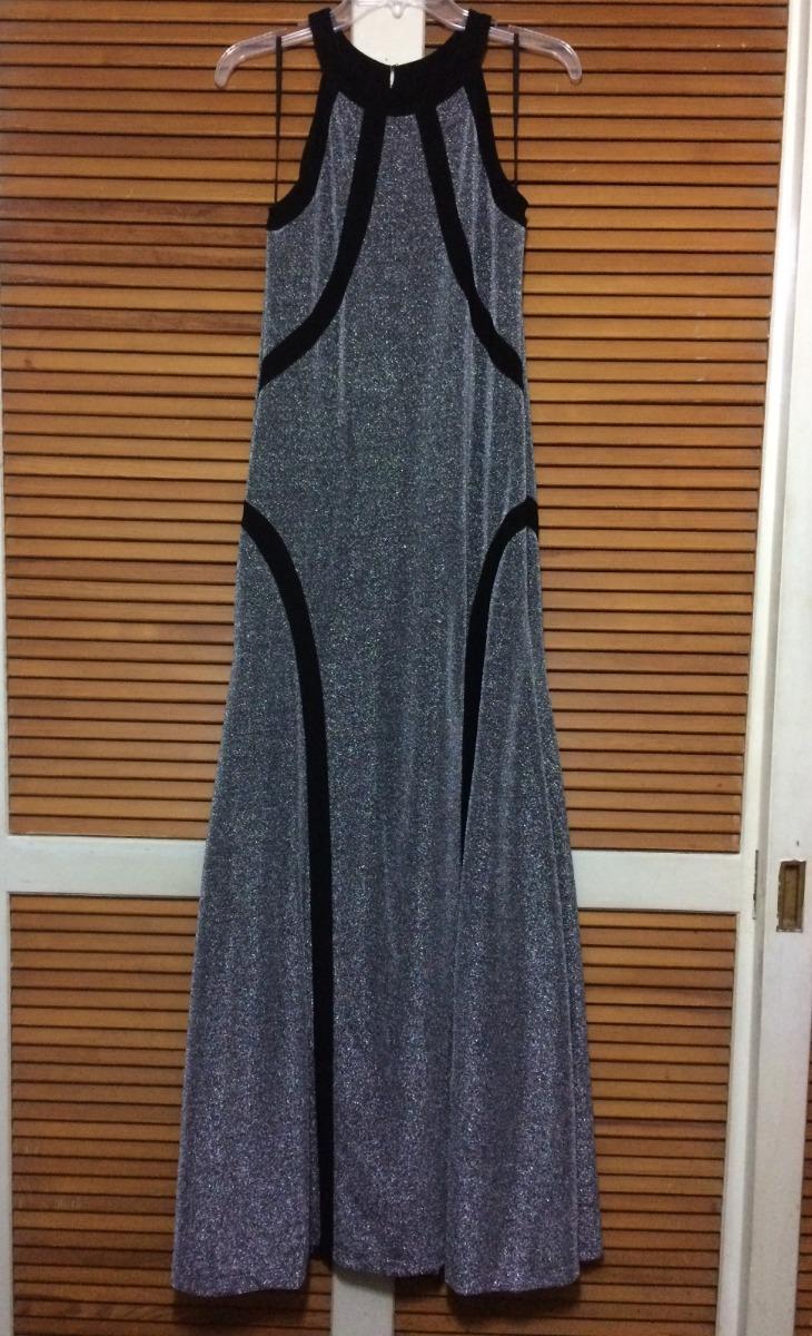 Vestido De Noche Largo Tehfi Sears Talla 1134 Envío Gratis 169900