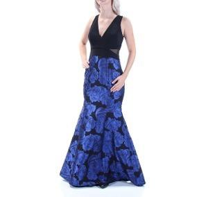 490832fa4 Vino Sin Marca Vestidos Largos Mujer - Vestidos De noche Azul oscuro ...