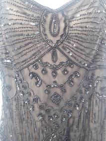 04078ed35b83 Vestidos Bordados En Canutillo en Mercado Libre México