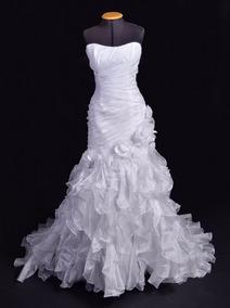 7e790d8b142a Angela Sirino - Vestidos Femeninos Branco Longo com o Melhores Preços no  Mercado Livre Brasil