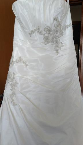 vestido de noiva champagne