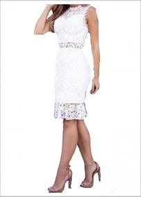 1d01dd7e2 Vestido Longo Branco Para Casamento Civil - Vestidos Femininas em ...