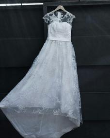 Vestido Noiva Usado Bonito Barato Vestidos Femeninos De